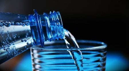 Normal water saves from thirst