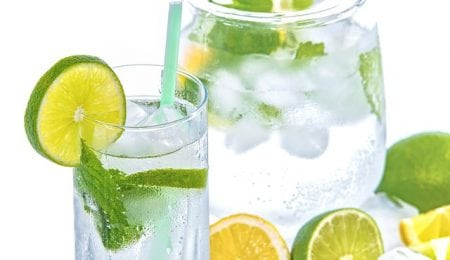 What Is Sassy Water in the Flat Belly Diet?
