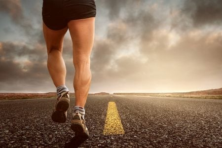 Identify goals for running