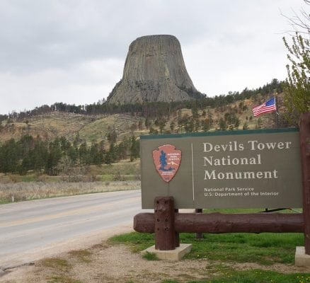 Devil's Tower – the most mysterious rock America