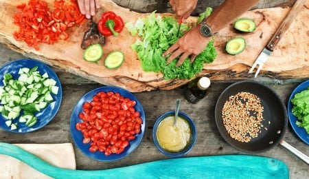 4 Foods That Protect You From the Sun