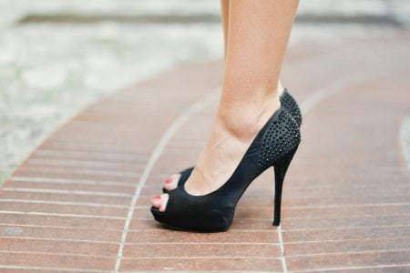 Are Your Shoes with High Heels Giving You a Health Problem?