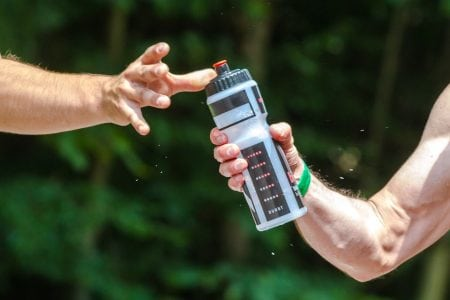 How Much Water Should You Drink While Running?