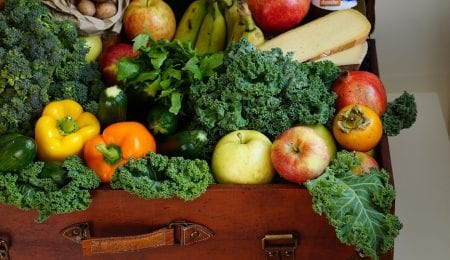 Fruits and Vegetables: Health and Nutrition Information