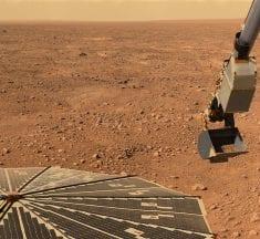 Organic Chemistry on Mars