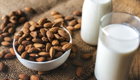 Cow's Milk Vs. Almond Milk: Which Is Healthier?